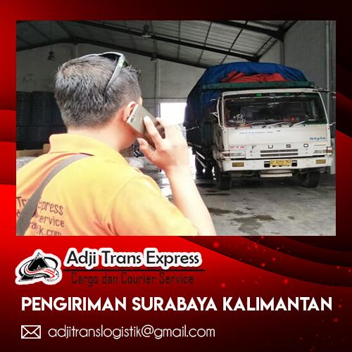 Pengiriman Surabaya Kalimantan